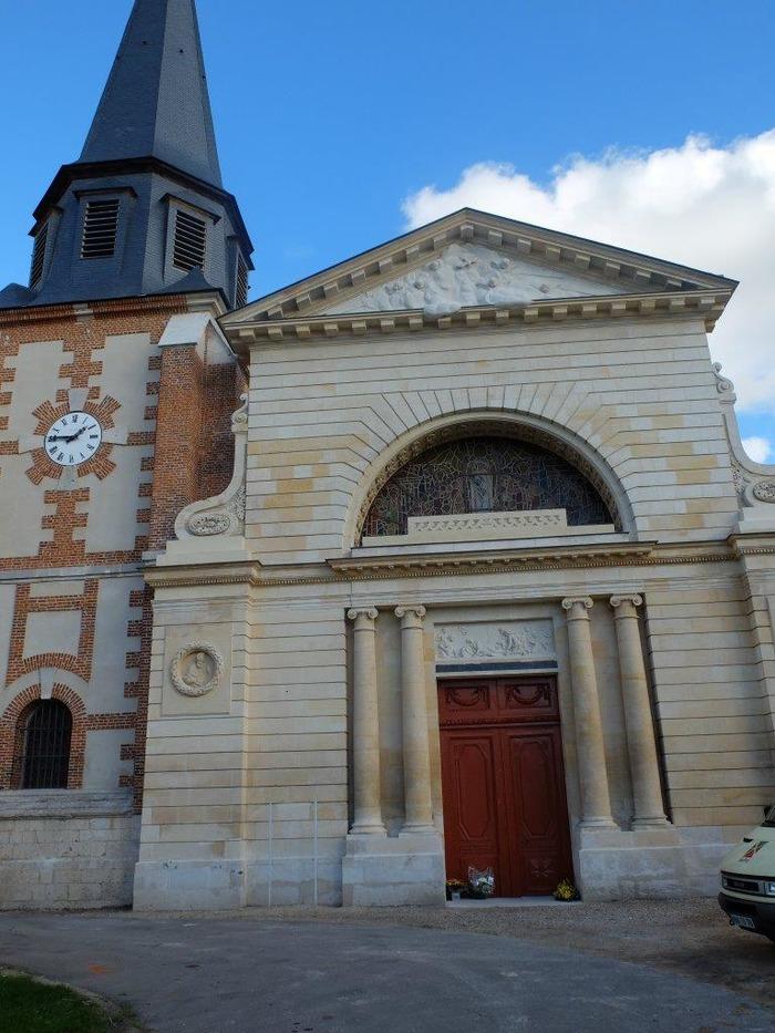 Journées du patrimoine 2018 - Visite guidée de l'église Sainte-Cécile