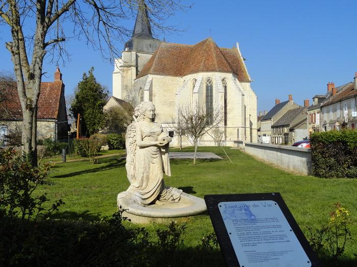 Journées du patrimoine 2017 - Eglise Saint-Symphorien à Sully-la-Tour