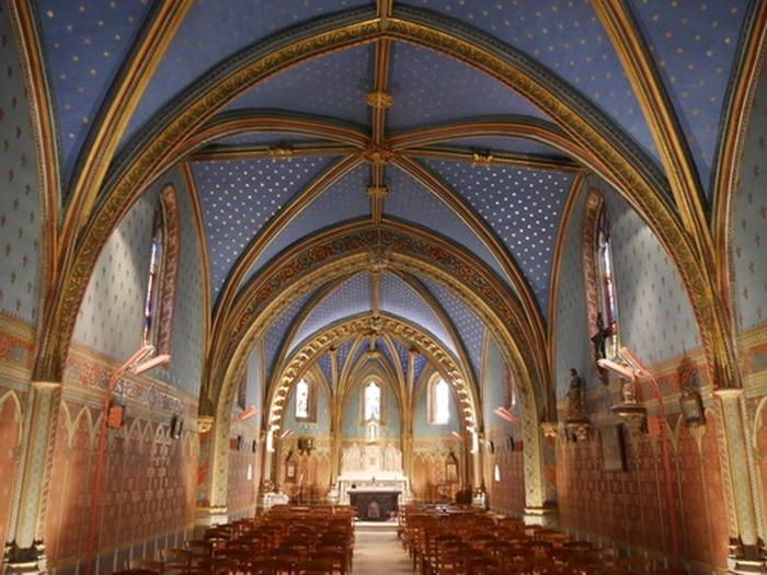 Journées du patrimoine 2018 - À la découverte de la chapelle