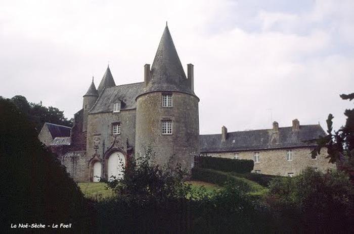 Journées du patrimoine 2018 - Visite guidée au château de La Noé Sèche
