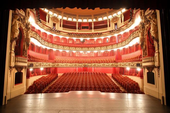 Journées du patrimoine 2018 - L'Opéra de Lorraine