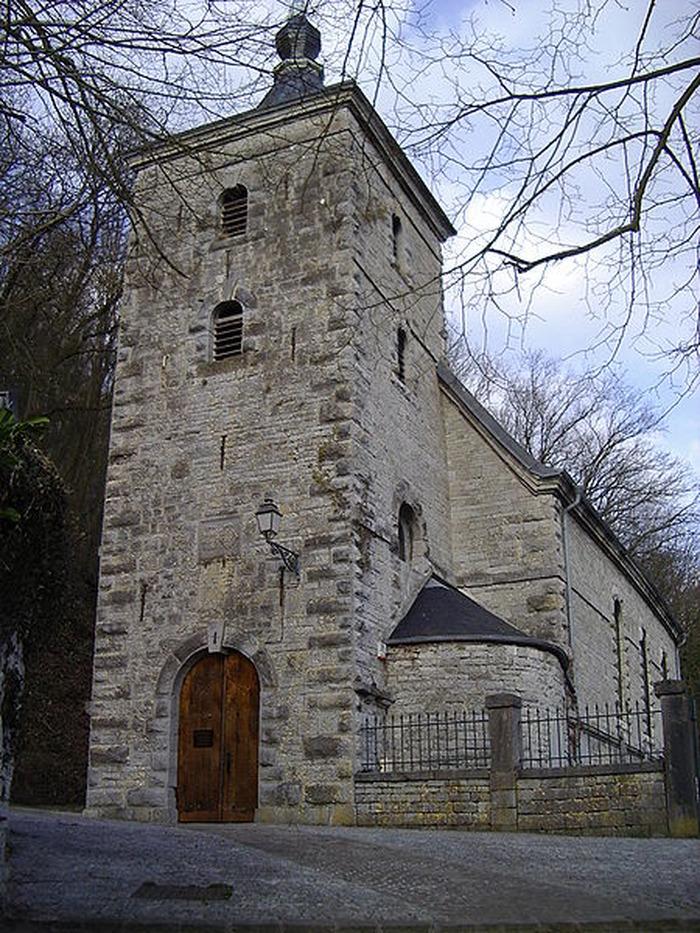 Journées du patrimoine 2018 - Visite libre de l'église Saint-Jean-Baptiste de Hierges
