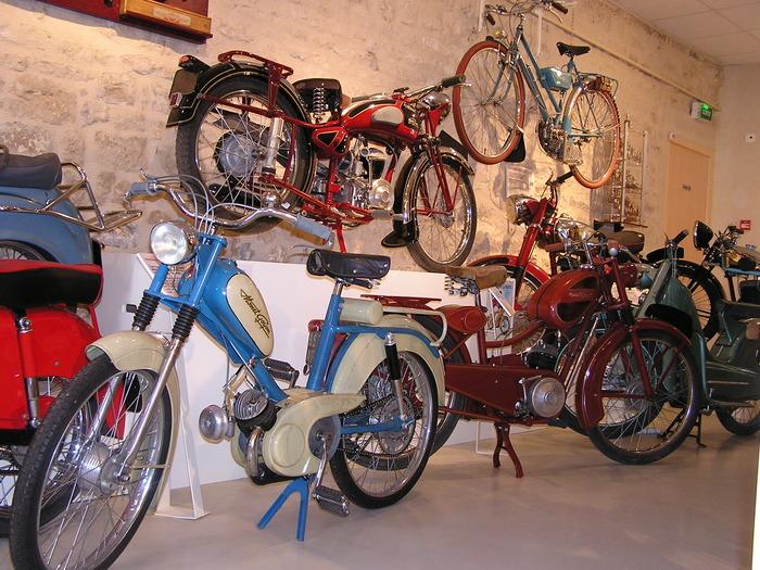 Journées du patrimoine 2018 - Découverte du musée de motos anciennes Monet & Goyon
