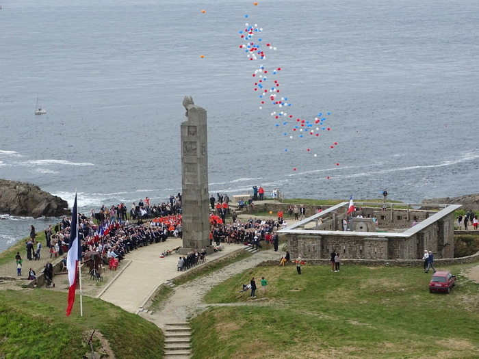 Journées du patrimoine 2018 - Visite commentée au cénotaphe de la Pointe Saint Mathieu
