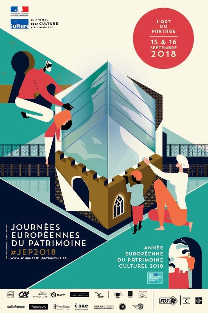 Journées du patrimoine 2018 - Musée des Beaux-Arts
