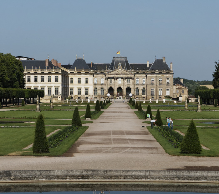 Journées du patrimoine 2018 - Les Journées européennes du patrimoine au Château de Lunéville
