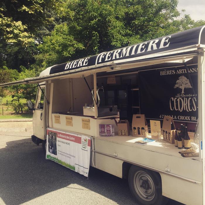 Journées du patrimoine 2017 - La Brasserie des Cèdres et le Domaine de Bernou vous ouvrent leurs portes !