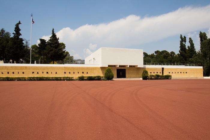 Crédits image : Cellule image de la Légion étrangère