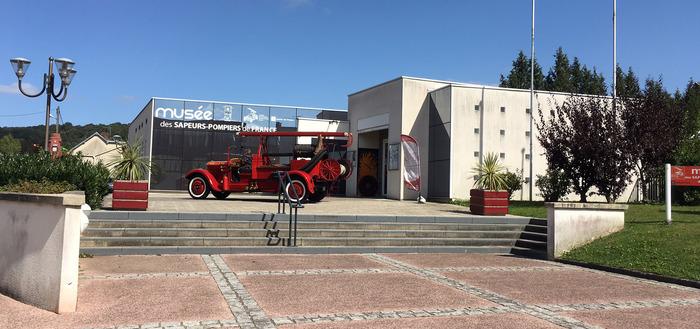 Journées du patrimoine 2017 - Visite libre du musée des Sapeurs-Pompiers de France