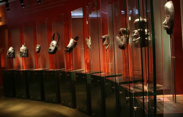 Journées du patrimoine 2018 - Visite libre du musée des civilisations.