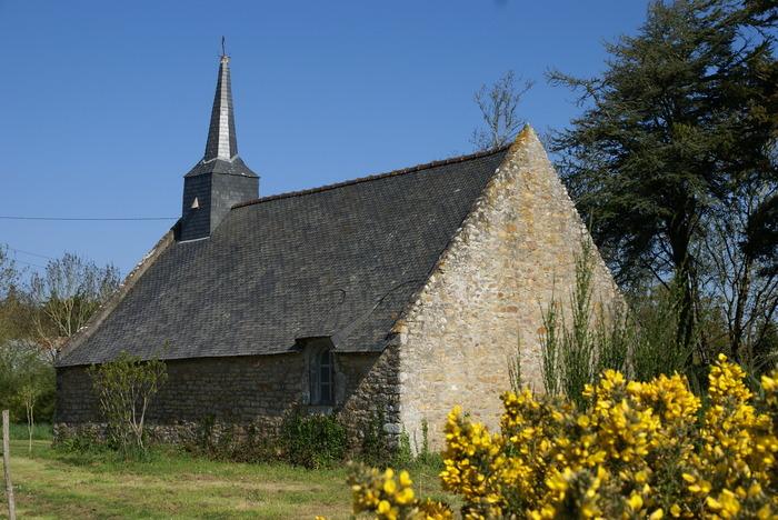 Journées du patrimoine 2018 - Journées européennes du Patrimoine - chapelle de Saint-Mamers