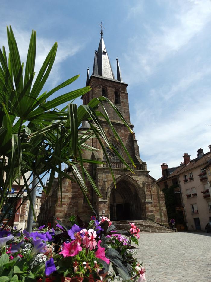 Journées du patrimoine 2019 - Visite guidée de l'Eglise de Rambervillers