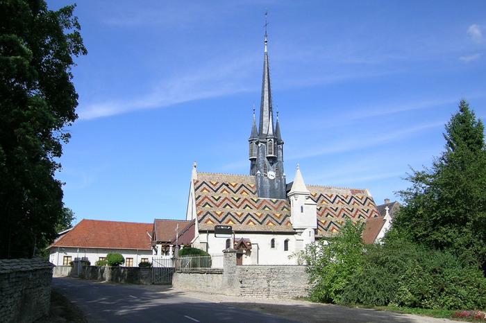 Journées du patrimoine 2017 - Eglise de Ruffey Les Beaune