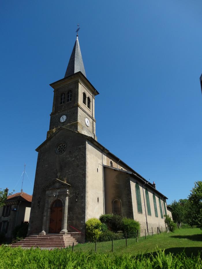 Journées du patrimoine 2019 - Visite guidée de l'Eglise de Sainte-Barbe