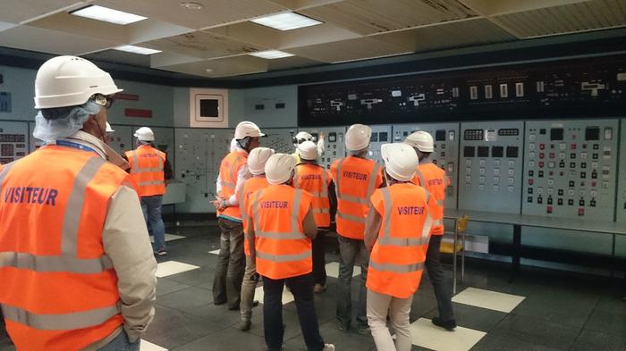 Crédits image : EDF - centrale nucléaire du Bugey