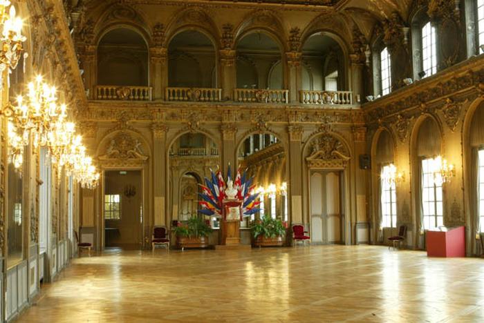 Journées du patrimoine 2018 - Journées européennes du patrimoine : visite de l'Hôtel de Ville