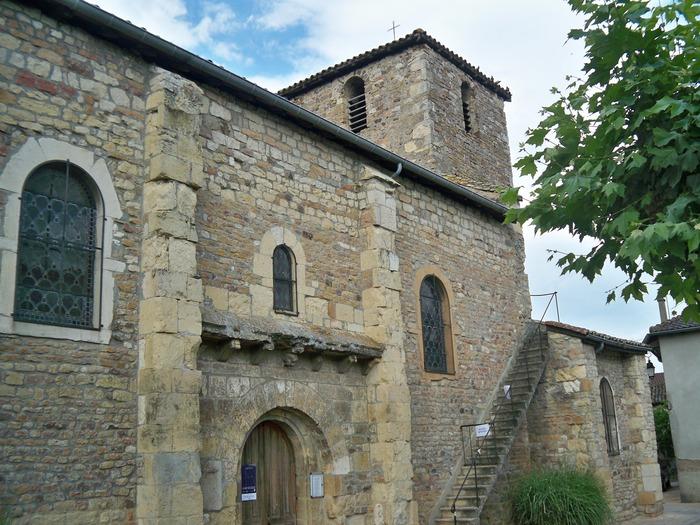 Journées du patrimoine 2018 - Église de Saint-Romain-des-Îles