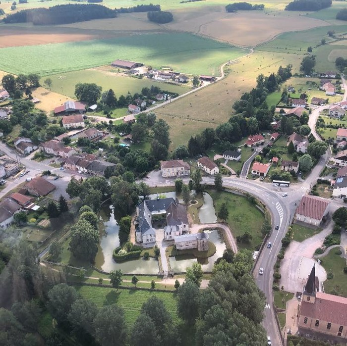 Journées du patrimoine 2018 - Château de Girecourt