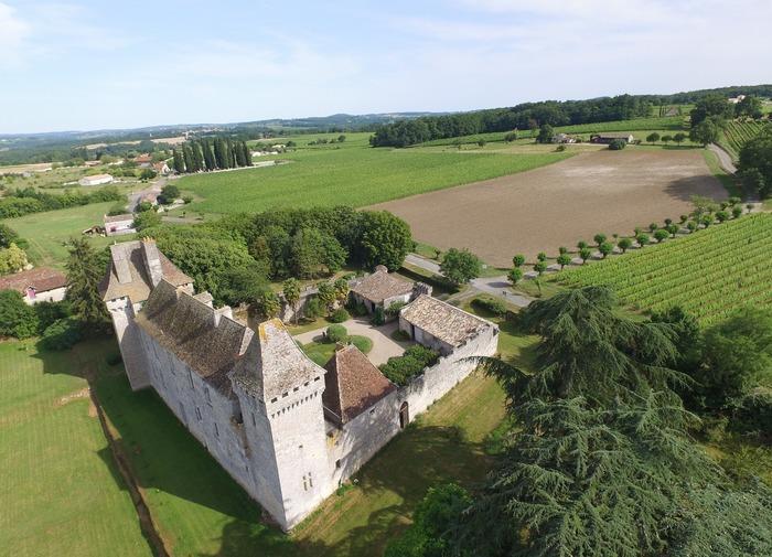 Journées du patrimoine 2018 - Découverte du château de Gageac