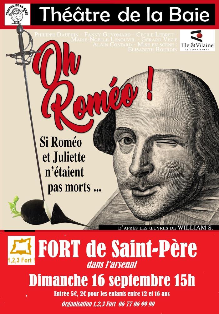 Journées du patrimoine 2018 - Si Roméo et Juliette n'étaient pas morts ...
