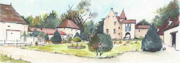 Journées du patrimoine 2017 - Visite d'un château
