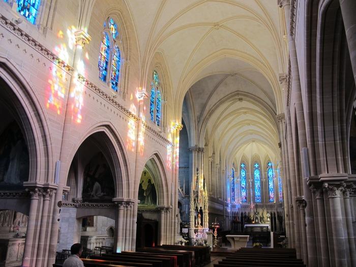 Crédits image : © Basilique Notre-Dame de la Délivrande