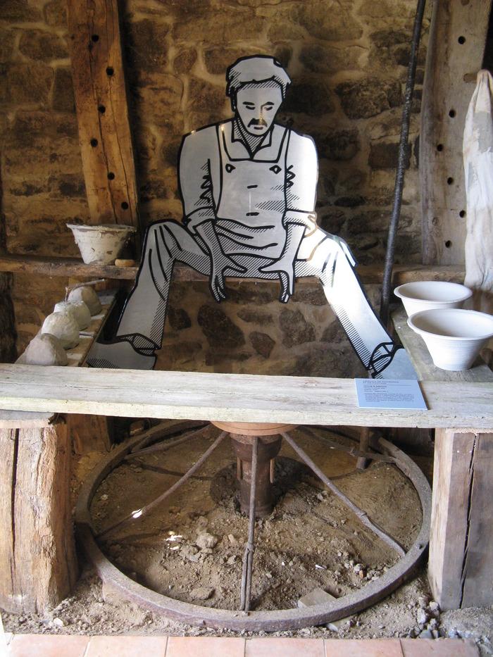 Journées du patrimoine 2018 - Atelier de poterie au musée de la poterie normande