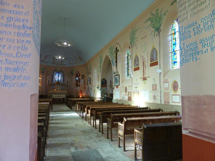Journées du patrimoine 2018 - Visite libre de l'église Saint-Vigor
