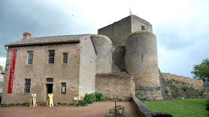 Journées du patrimoine 2018 - Visite du Château de Semur-en-Brionnais