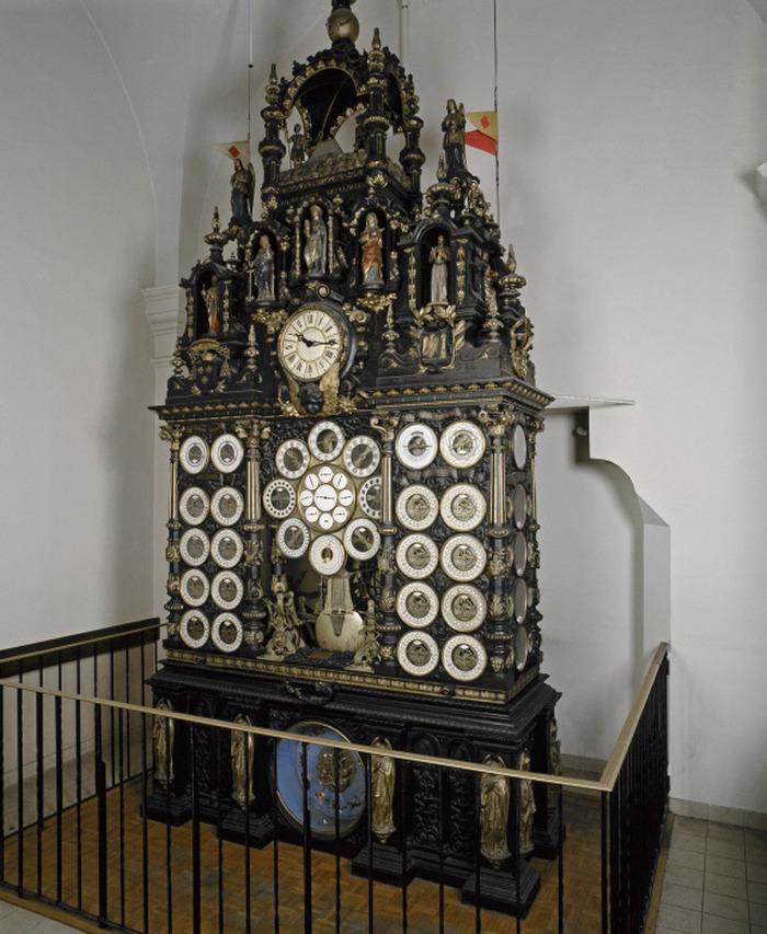 Journées du patrimoine 2018 - Horloge astronomique de la Cathédrale Saint-Jean