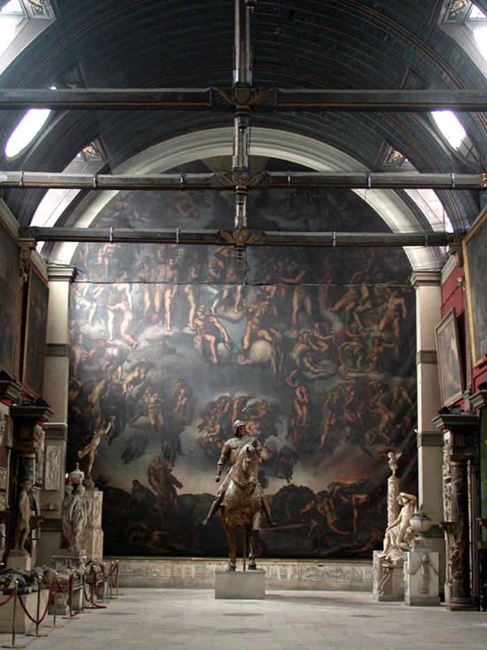 Crédits image : Chapelle des Petits-Augustins