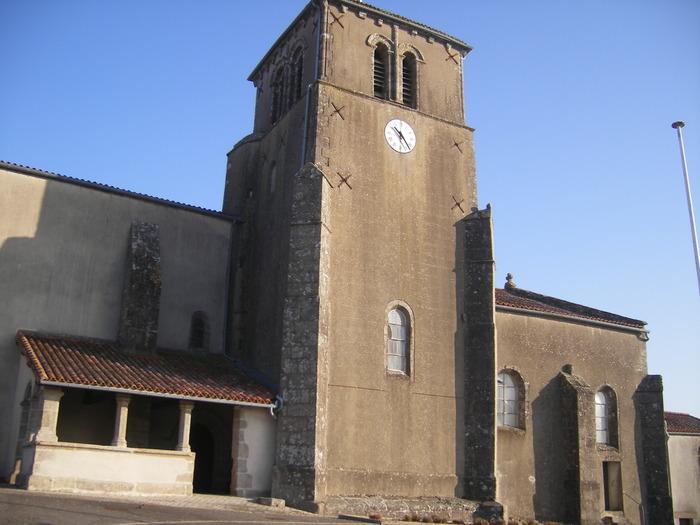 Journées du patrimoine 2018 - Visite de l'église Saint-Hilaire