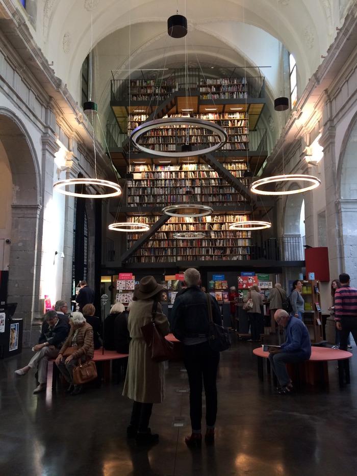 Journées du patrimoine 2018 - Journées portes ouvertes au couvent Sainte-Cécile.