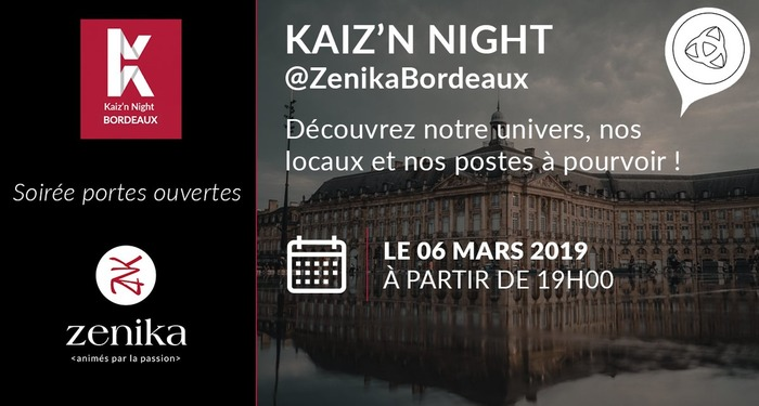 Kaiz'n Night Bordeaux 2019
