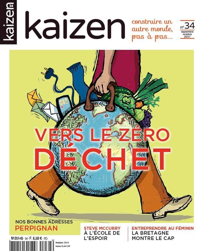 Kawaa-Kaizen à Tours : Vers le zéro déchet