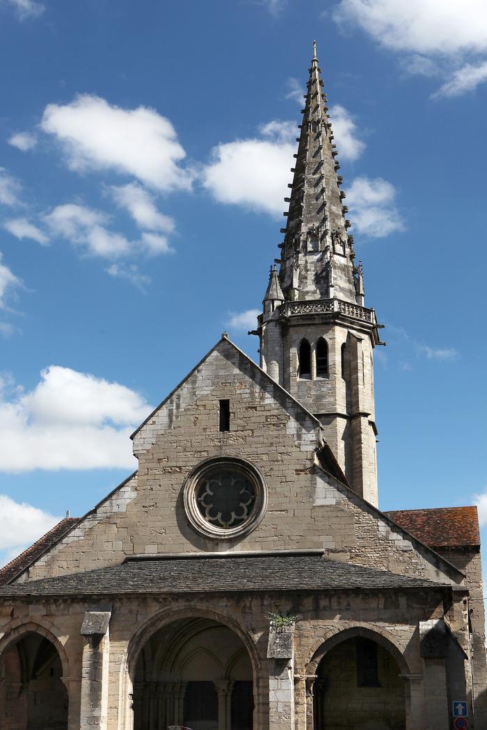 Journées du patrimoine 2018 - Église ancienne Saint-Philibert