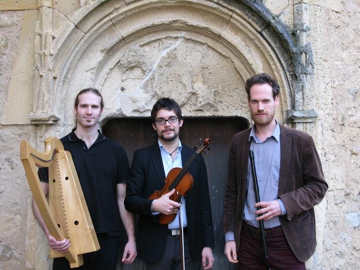 Journées du patrimoine 2017 - Trio Alba Spina