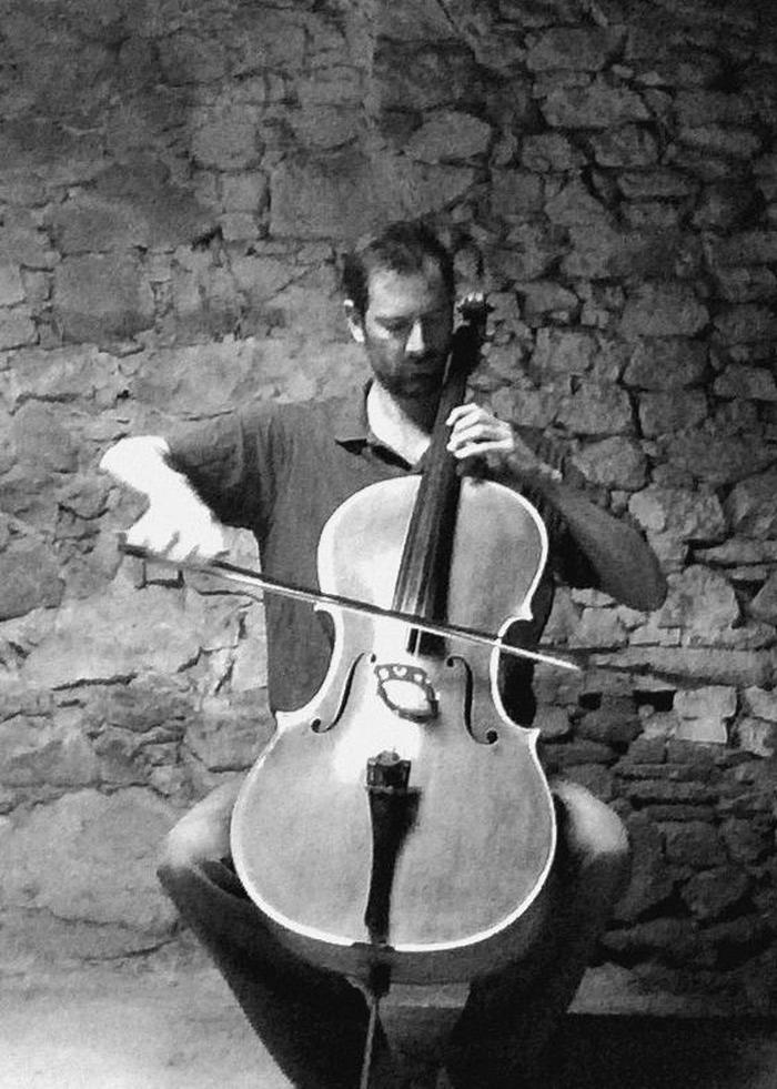 Journées du patrimoine 2017 - Cédric Forré (violoncelle)