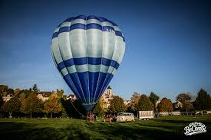 Journées du patrimoine 2017 - Événement Vol captif en montgolfière