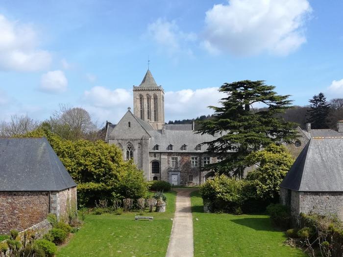 Journées du patrimoine 2017 - Visite guidée de l'abbaye de la Lucerne : un chef-d'oeuvre d'architecture au cœur d'une nature préservée