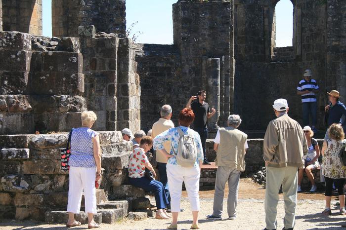 Journées du patrimoine 2018 - L'abbaye de Landévennec au temps du royaume de Bretagne - Visite guidée
