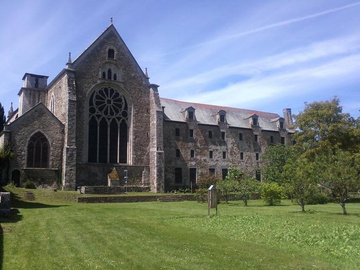 Journées du patrimoine 2018 - L'abbaye Saint-Magloire de Léhon
