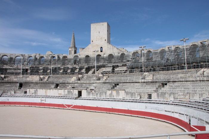 Journées du patrimoine 2018 - L'amphithéâtre d'Arles