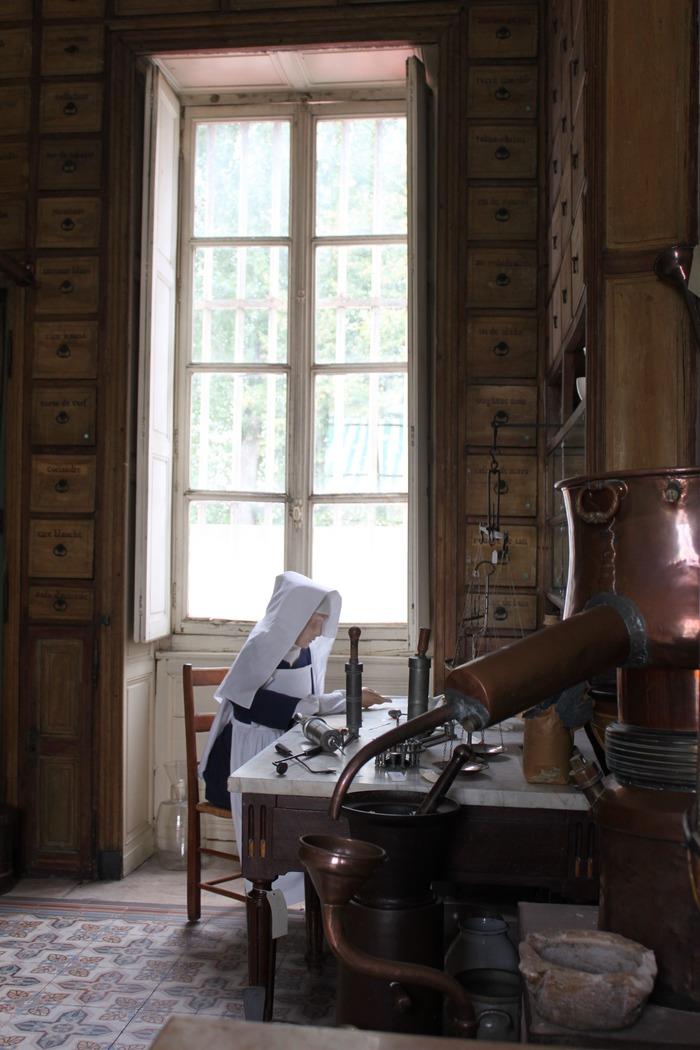 Journées du patrimoine 2018 - L'ancien Hôpital Saint-Laurent, visite générale