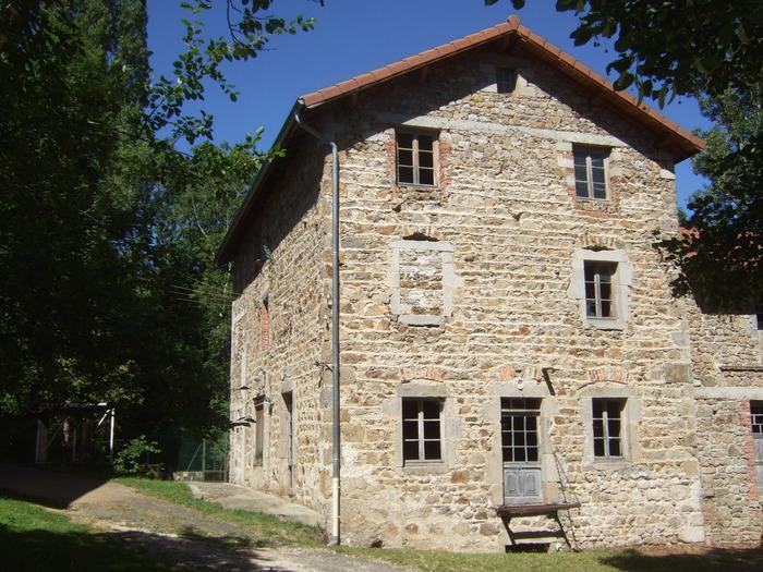 Journées du patrimoine 2018 - L'ancienne minoterie du Got et son bief; visite en partie guidée et projet de rénovation
