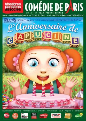 1f91a3c4b95 Tout nouveau spectacle de Capucine ! INEDIT !