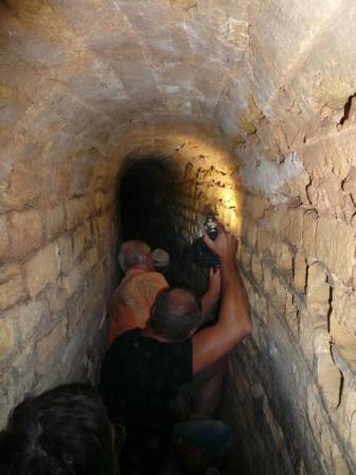 Journées du patrimoine 2018 - L'aqueduc romain de Traconnade