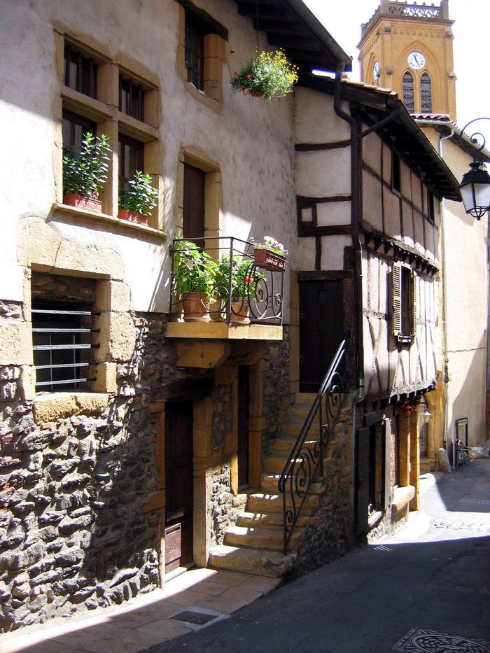 Journées du patrimoine 2018 - L'Arbresle médiévale et Renaissance.