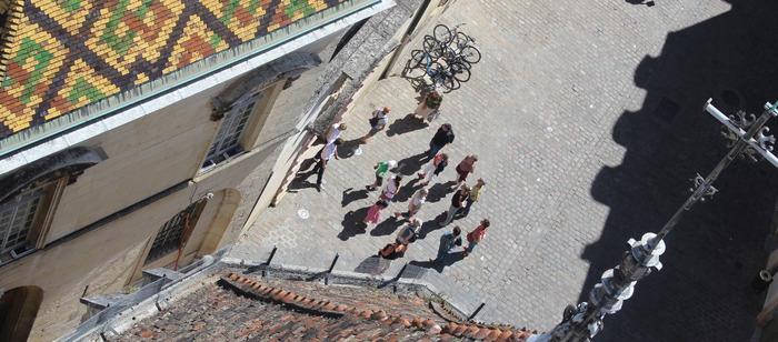 Journées du patrimoine 2018 - L'archéologie du bâti et l'architecture dijonnaise