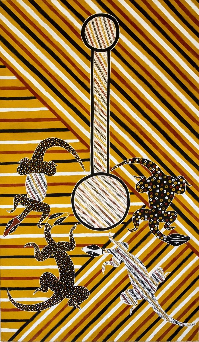 Journées du patrimoine 2018 - L'art aborigène comme un devoir de mémoire